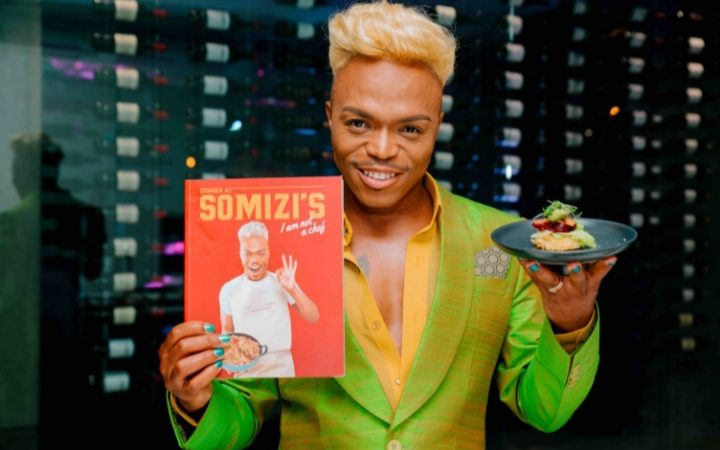 THE PERFECT FESTIVE SEASON GIFT – DINNER AT SOMIZI'S – I AM NOT A CHEF IN PARTNERSHIP WITH TASTIC RICE