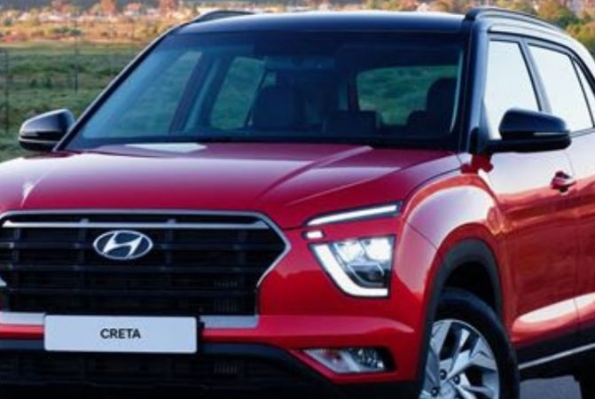 All-new Creta is a fresh new face in Hyundai SUV range