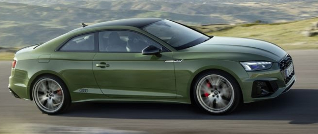 The new Audi A5 and S5 range: new look and new tech