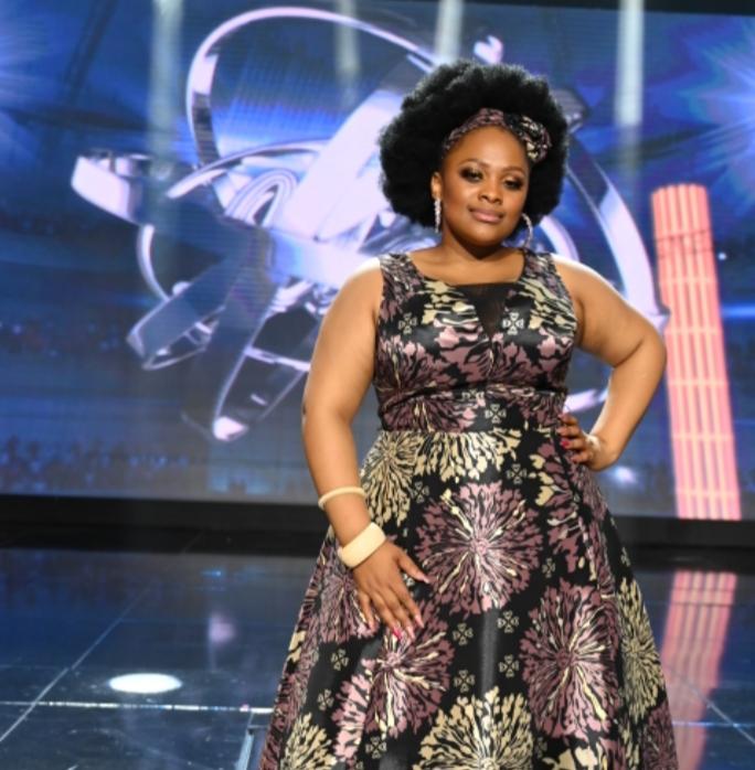 Darling Hair X Idols SA 2020 – Zama Khumalo