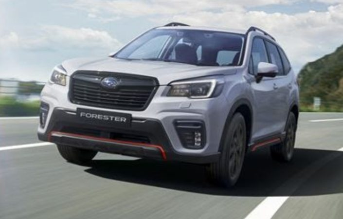 SUBARU SA TO INTRODUCE MORE POWERFUL 2021 FORESTER LINE-UP