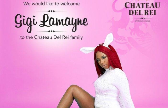 Chateau Del Rei mashup with hip hop sensation Gigi LaMayne
