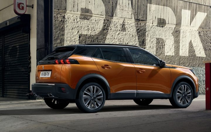 PEUGEOT is unveiling the new 2008 SUV.