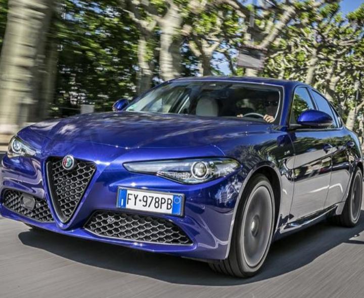 """Alfa Romeo Giulia wins the title of """"Best Car"""