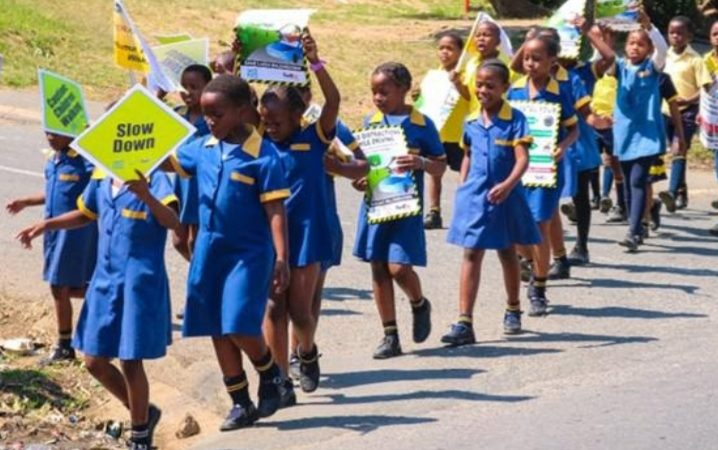 Ford Enhances its Commitment to Road Safety by Supporting ChildSafe Pedestrian Safety Programme
