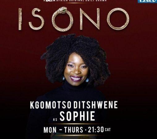 RIVETING DRAMA UNFOLDING THIS WEEK AS ISONO WELCOMES KGOMOTSO DITSHWENE