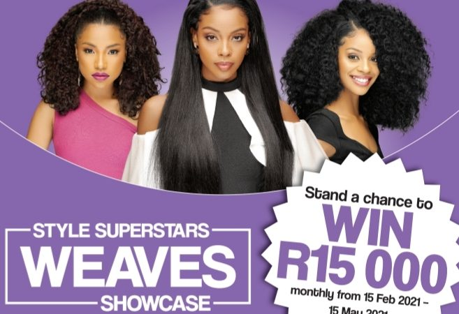 Darling Hair R15 000 Cash Giveaway