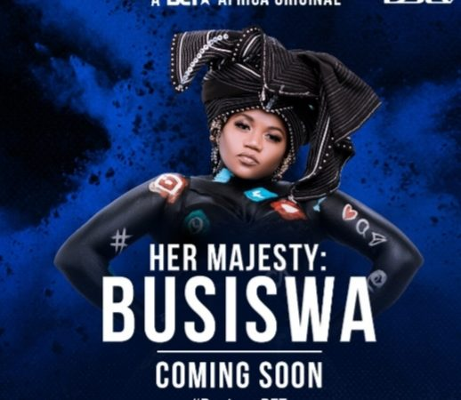 BUSISWA BARES IT ALL IN HER NEW REALITY TV SERIES THIS MONTH​