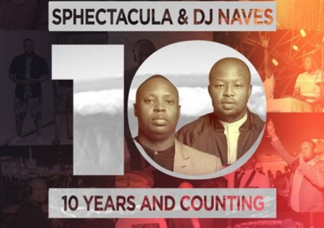 SPHEctacula & DJ Naves celebrate 10 years in the industry with new album, available for pre-order now