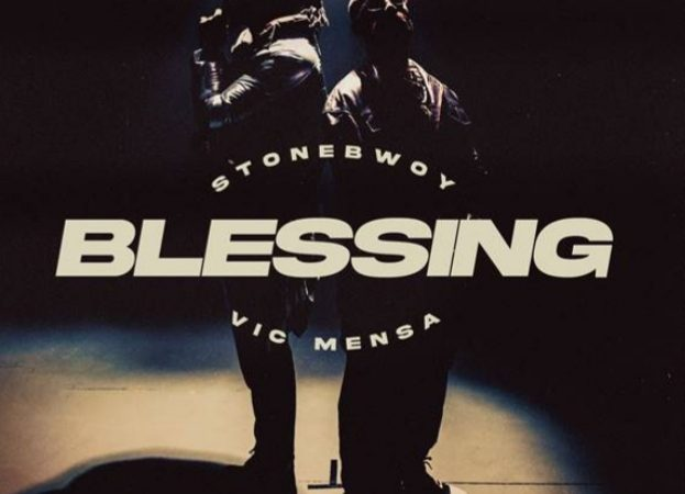 Stonebwoy teams up with Vic Mensa on new anthemic song,BLESSING  