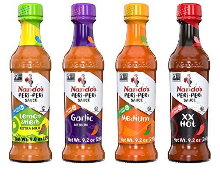 NANDO'S ADDS A HINT OF GARLIC TO SPICE UP ITS PERINAISE RANGE  