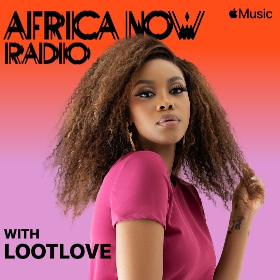 South African TV presenter and radio personality LootLove joins as new host of Apple Music 1's Africa Now Radio
