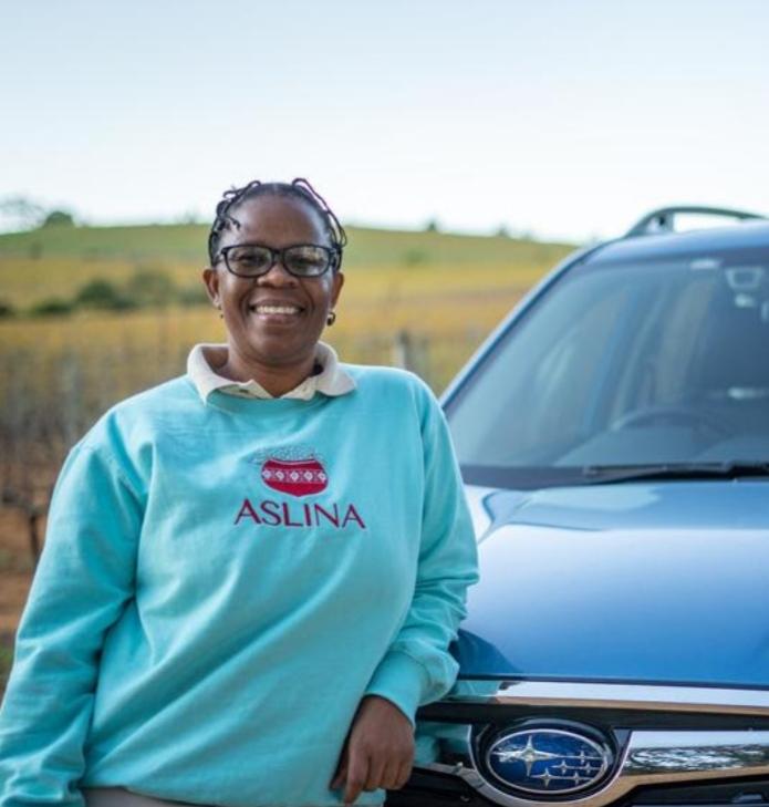 SUBARU SOUTHERN AFRICA WELCOMES NTSIKI BIYELA AS NEW BRAND AMBASSADOR