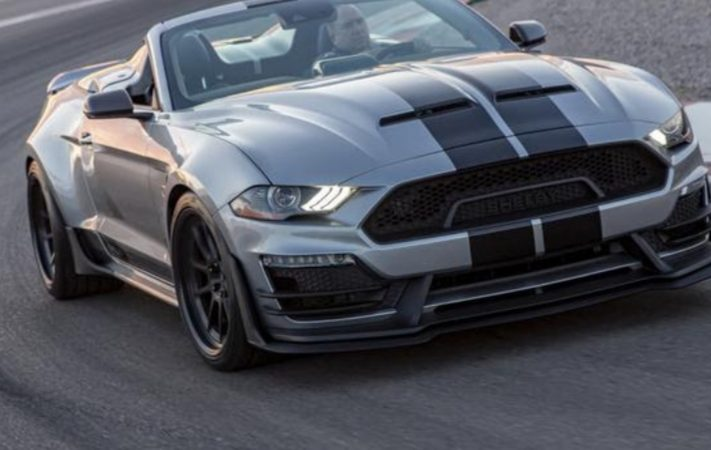 New Shelby Super Snake Available to Order in South Africa