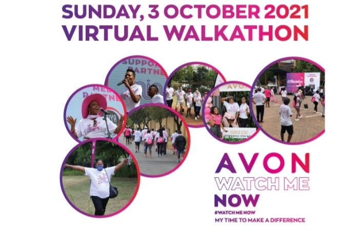 ALL SYSTEMS GO FOR THE SECOND VIRTUAL  iTHEMBA WALKATHON
