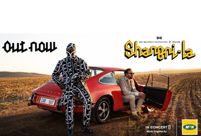 Die Heuwels Fantasties and Tresor cross genres with Pop-infused reboot of fan favourite Shangri-La