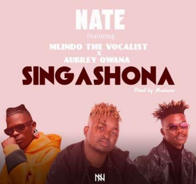 NATE recruits Mlindo The Vocalist and Aubrey Qwana in new single Singashona