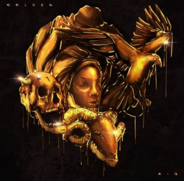 Nigerian rapper A-Q leads rap revival with acclaimed album titled GOLDEN  