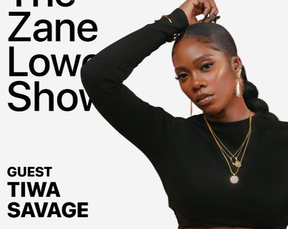 Tiwa Savage on The Zane Lowe Show