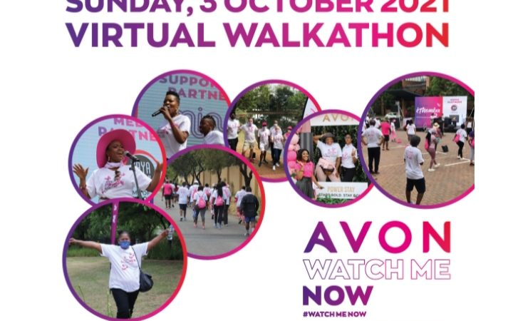 WELL-KNOWN PERSONALITIES GET BEHIND THE 16TH ANNUALiTHEMBA WALKATHON