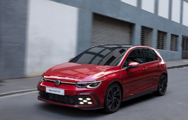 THE RACE IS ON TO DRIVE THE NEW GOLF 8 GTI
