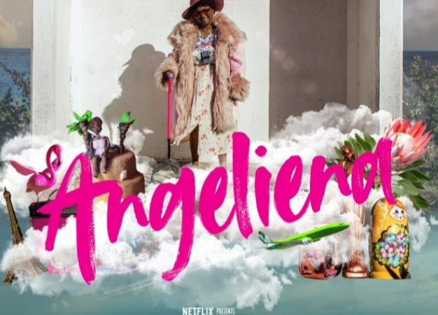 Star-studded cast for Netflix's latest 'Made in South Africa' title, Angeliena, out this October