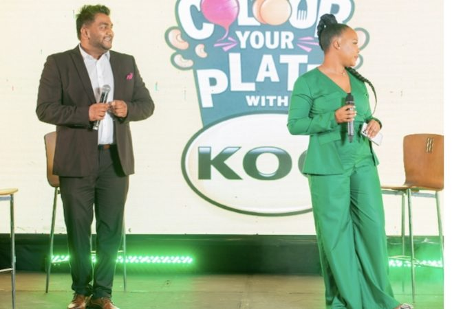 Colour Your Plate with KOO reality tv show to get South Africans eating more balanced and healthy meals; launches search for next local cooking star