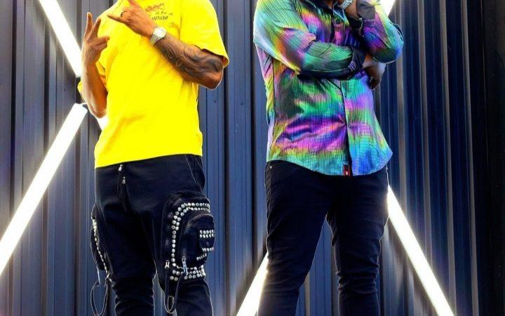 DJ TIRA & ZIMBABWE'S NOX GUNI WILL GET PERFORM THEIR SINGLE ON STAGE ON 30 OCTOBER AT RECHARGE BRAAI LOUNGE IN MIDRAND